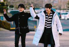 New Korean Drama, The Flowers Of Evil, Chani Sf9, Weightlifting Fairy Kim Bok Joo, The Uncanny, Drama Korea, Korean Actors, Kdrama, Rain Jacket