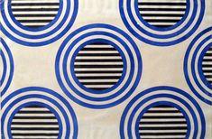 Varava Stepanova - Fabric Design - Gouache on paper