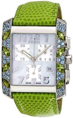 Beautiful Fendi #watch