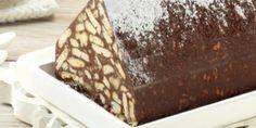κορμός Greek Cake, Greek Desserts, Oreo Brownies, Tiramisu, Sweets, Cooking, Ethnic Recipes, Food, Cakes