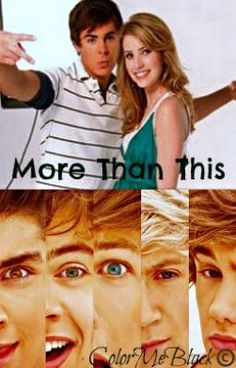 More Than This ~ 1D Fan Fiction - Up All Night - ColorMeBlack