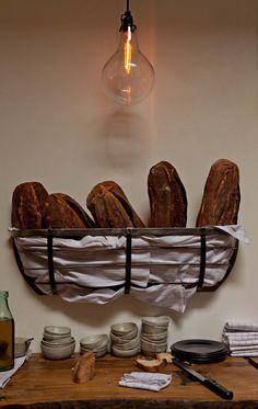 No.246 | Smith Hanes. interior detail : bread basket