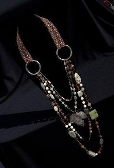 Joplin Statement Necklace. $285.00, via Etsy.