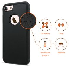 Anti Gravity Case For Samsung / iPhone available in our store: http://bit.ly/RZAntiGravityCase   #iPhone #Samsung #Gadgets #case
