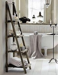 Decoración con escaleras - Tu casa y tu jardín - Mujer - Página 4 - Charhadas.com