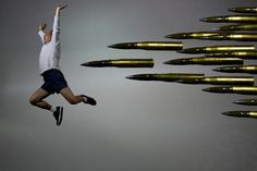 Li Wei Bullet, curated by Christophe on Buamai.