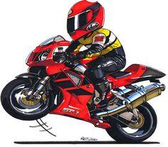Honda RC51