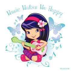 Music Makes Me Happy with Cherry Jam