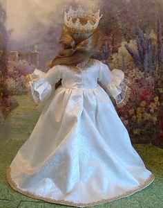 Elizabeth besucht Court Kleid von MyGirlClothingCoHeir auf Etsy