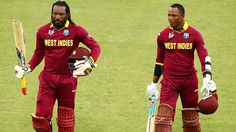 Gayle and Samuels drive West Indies to a 73-run victory over Zimbabwe | CRICKET NEWS