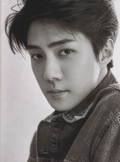 Sehun - 190911 Fourth official photobook 'PRESENT ; the moment' Baekhyun, Hunhan, Exo Ot12, Exo Kai, Exo Official, Z Cam, Kpop Exo, Kris Wu, Exo Members