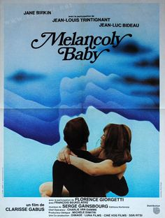 Melancholy Baby (Clarisse Gabus, 1979) French design by Jouineau Bourduge