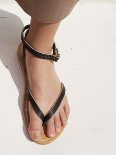 K. Jacques -- Esculape sandal