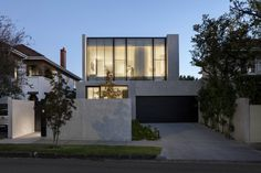 LSD Residence in Melbourne by Davidov Partners | Yellowtrace.