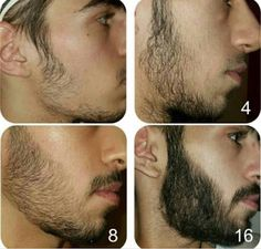 Mask Cinnamon and lemon juice Mens Facial, Facial Hair, Beard Growth, Beard Care, Minoxidil Beard, Beard Growing Tips, Barba Sexy, Hair And Beard Styles, Hair Styles