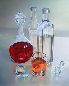 Still life - oil painting 50 x 40 cm.