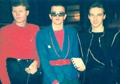 """Visage were an early 80s New Wave band, best known for the dance club  hit """"Fade to Grey"""" 1980-81."""