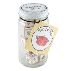Try new flavor combinations and have more fun in the kitchen with Recipe Dice!
