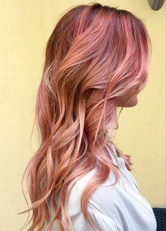 Follow me on instagram @karolmachovic Follow Me On Instagram, Long Hair Styles, Pink, Beauty, Long Hairstyle, Long Haircuts, Long Hair Cuts, Pink Hair, Beauty Illustration