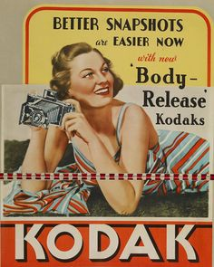 "I thought ""body release"" was something you used a Polaroid to capture, not a Kodak."