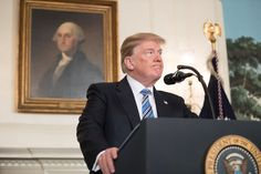 Mr. Trump's remarks came amid criticism that the White House had not done enough to reassure the public shortly after one of the deadliest mass shootings in American history.