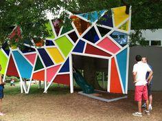 Cheek wood Treehouse exibit