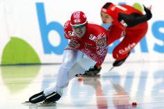 Denis Koval (Russia - Speed Skating)