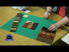 Quilting Quickly: Super Strippy - Strip Set Piecing for Beginners - YouTube