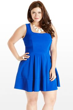 America's Sweetheart Tank Dress from Fashion to Figure