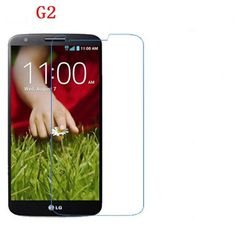 ZLYLXL Soft Screen Protector film For LG G2 D802 D801 F320 F340L LS980