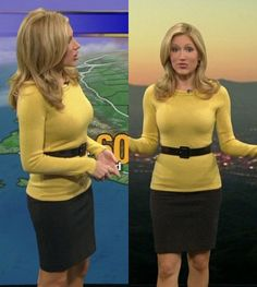Jackie Johnson, KCAL Channel 9 Weather, Los Angeles :-)
