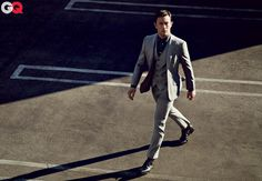 True Brit: The Modern Three-Piece Suit, with Joseph Gordon-Levitt | GQ
