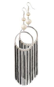 Chain Chandelier Earrings