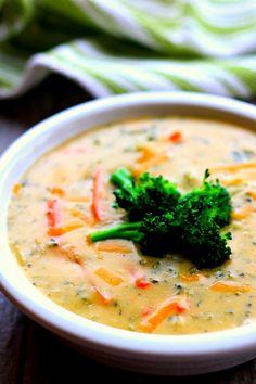 Instant pot broccoli cheddar soup--reminiscent of panera bread's brocc Instant Pot Pressure Cooker, Pressure Cooker Recipes, Pressure Cooking, Slow Cooking, Cooking Corn, Crockpot Recipes, Soup Recipes, Dinner Recipes, Healthy Recipes