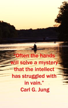 """""""Often the hands will solve a mystery that the intellect has struggled with in vain."""" – Psychologist Carl G. Jung – (Image of rower on Lake Carnegie, Princeton, New Jersey, by Florence McGinn) -- Learn about an important, national collaboration using game-based learning (WITH FREE ACCESS FOR LEARNERS, EDUCATORS, AND PARENTS) involving Pearson's Alleyoop, NASA, the National Science Foundation, and more!  http://www.examiner.com/article/alleyoop-builds-out-stem-learning"""
