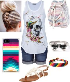 """""""County Fair 2013"""" by senecadarling ❤ liked on Polyvore"""