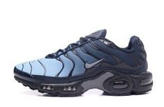 cheap Nike Air Max Plus TXT Black Blue Spectrum Nike Shoes, Making its debut in Men's Nike Air Max Plus TN Ultra Shoe gets a fresh makeover with a durable leather and mesh upper. Nike Air Max Plus, Nike Air Max Tn, Thé Air Max, Air Max Plus Tn, Tn Nike, Cheap Nike Air Max, Nike Air Max For Women, Mens Nike Air, Nike Air Vapormax