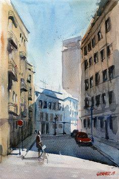 Gonzalo Ibanez Ibanez, Street View, Street, Backgrounds