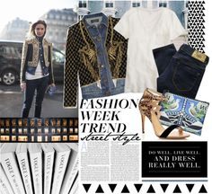 """street style"" by adrrda on Polyvore"