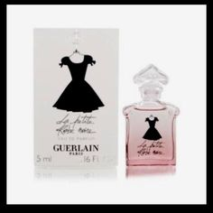 """*EDP* GUERLAIN La Petite Robe Noire Very feminine fragrance! EDP strength in classic Guerlain bottle. Original/favored edition. Unused, unopened. Trade? """"Inspired by the elegance and eternity of a little black dress, the perfume exudes Parisian chic and gracefulness. It opens with playful and sparkling aromas of black cherry, bergamot, red berries and almond. Bulgarian and Turkish roses rule the heart, further developing with notes of licorice and smoked black tea. Aniseed, tonka bean…"""