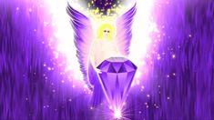 Angel de la Amatista