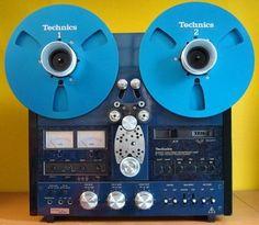 Technics deck