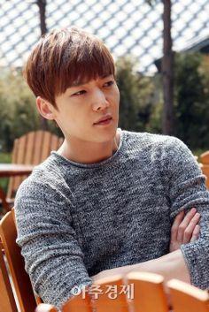 Im just waiting for your new drama. Korean Star, Korean Men, Asian Actors, Korean Actors, Eric Mun, Fated To Love You, Emergency Couple, Daniel Henney, Choi Jin Hyuk