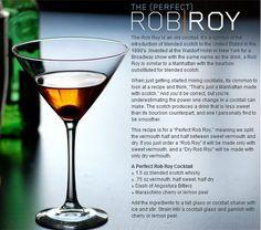 Perfect Rob Roy