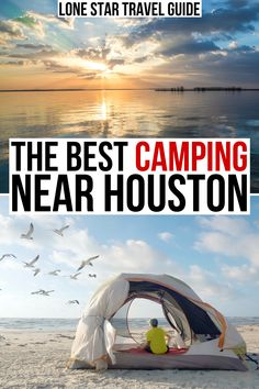 Looking for the best places to camp close to Houston? This guide to the best campgrounds near Houston has you covered! best camping near houston texas | best camping close to houston tx | houston camping guide | state parks near houston | rv parks near houston | where to go glamping houston | camping in houston | stargazing near houston | camp in houston tx | where to camp near houston texas Hiking In Texas, Texas Travel, Travel Usa, Beautiful Places In Usa, Beautiful Park, Travel Inspiration, Travel Ideas, Travel Guide, State Parks