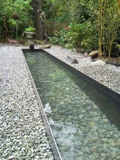 - Congratulations, you have decided to buy a new swimming pool or redesign your old one. You will now need to give serious thought to swimming pool desi. Backyard Pool Designs, Small Backyard Pools, Small Pools, Swimming Pools Backyard, Ponds Backyard, Swimming Pool Designs, Backyard Landscaping, Backyard Waterfalls, Garden Ponds