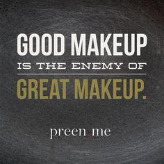 Makeup Qoutes, Inspirational Message, Insta Makeup, Makeup Addict, Best Makeup Products, Insight, Messages, Words, Instagram Posts