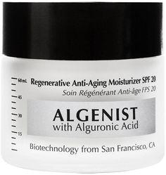 Algenist Soin Régénérant Anti-âge SPF20