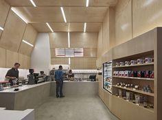 Coffee Bar Montgomery Street   jones   haydu   Archinect