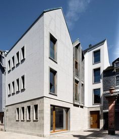 Kleine Rittergasse 11 by Franken Architekten: